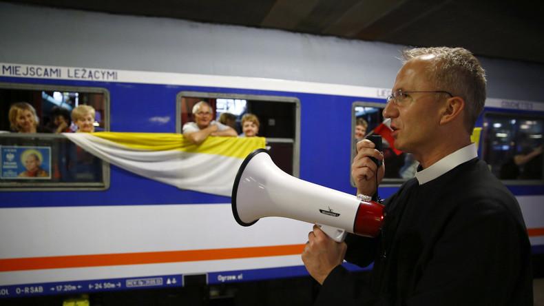 Polnischer Erzbischof will Priester verbannen, die an Protesten gegen Einwanderung teilnehmen