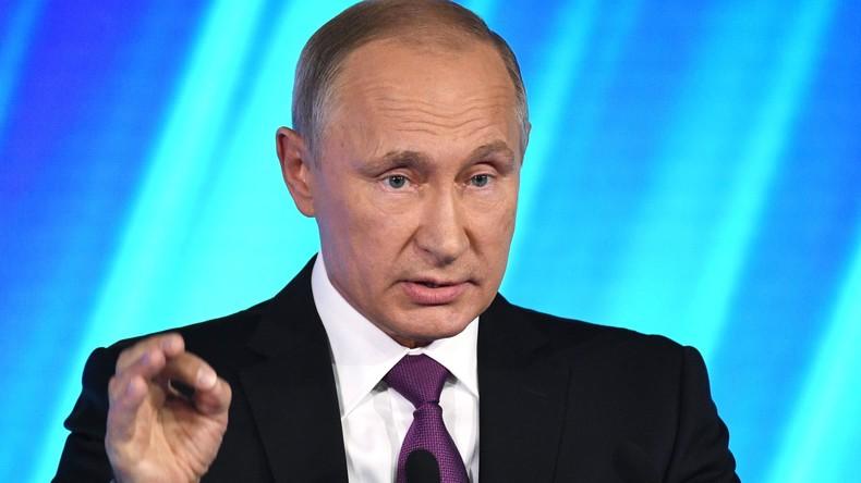 Putins komplette Waldai-Rede auf Deutsch: US-Politik, EU, künstliche Intelligenz, Armut und Zukunft