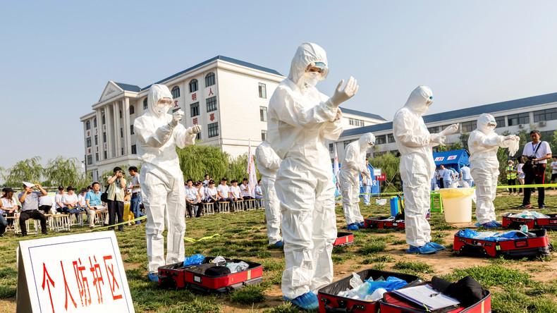 Neue Art von Vogelgrippevirus aus China könnte Pandemie hervorrufen
