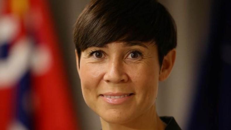 Norwegisches Außenministerium zum ersten Mal von Frau geleitet
