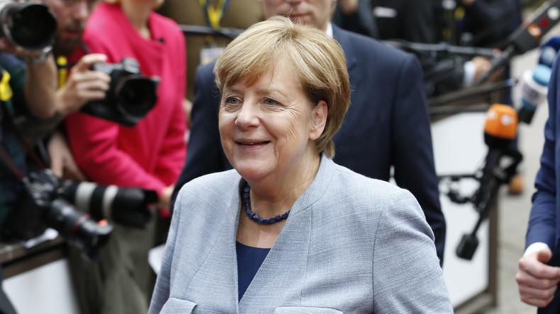 Merkel auf EU-Gipfel: Kein Stopp von EU-Beitrittsverhandlungen mit der Türkei