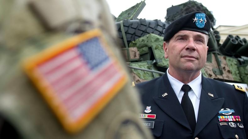 US-General Ben Hodges rechnet mit stabiler Truppenstärke in Europa