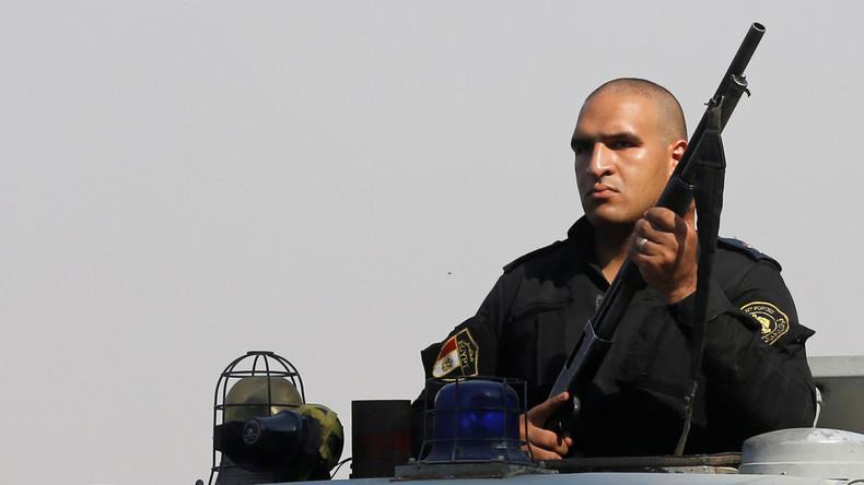Mindestens 30 Polizisten sterben bei Anti-Terror-Razzia in Ägypten