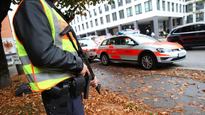 Mehrere Verletzte bei Messer-Attacke in München - Niemand in Lebensgefahr