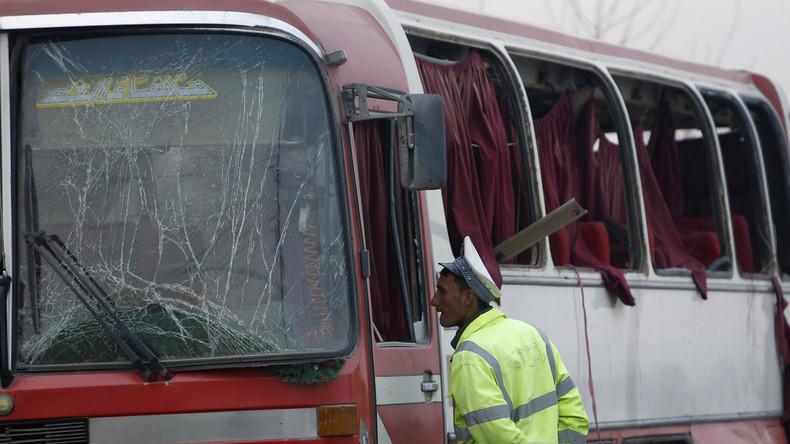 15 Tote bei weiterem Anschlag in Kabul