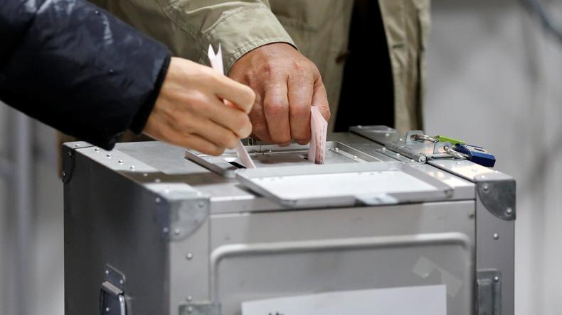 Japan wählt Parlament