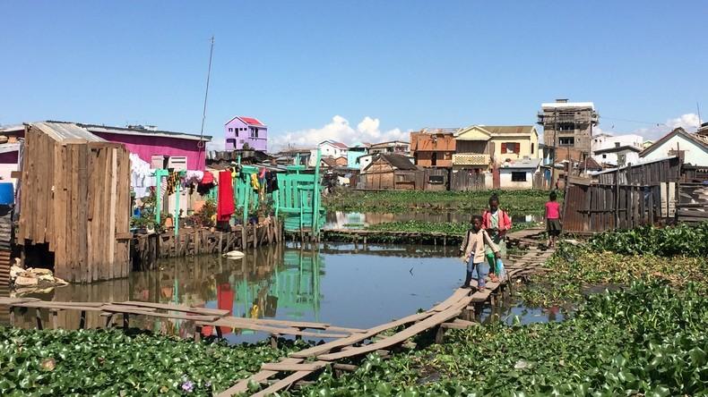 Pest rafft über 100 Menschen auf Madagaskar dahin