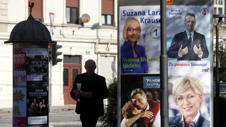 Slowenien wählt Staatschef
