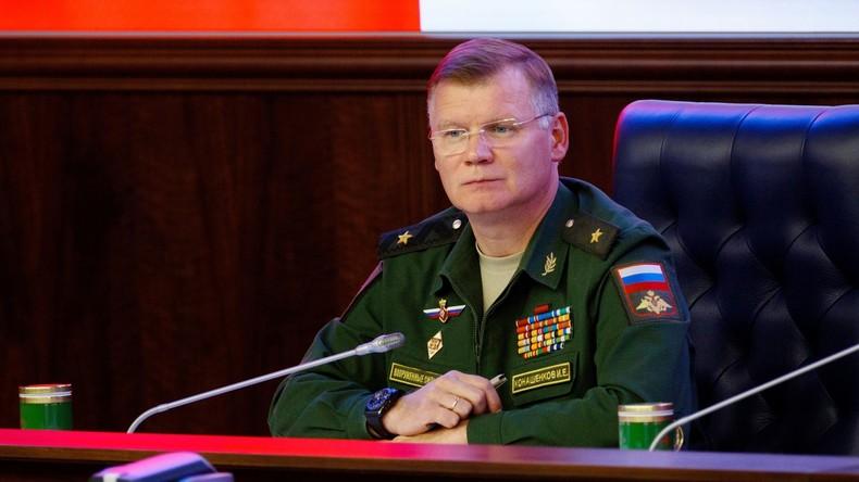 Russlands Verteidigungsministerium vergleicht Rakka mit Dresden im Jahr 1945