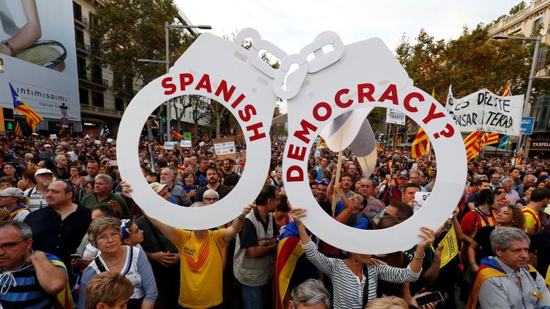 "Kataloniens Präsident: Aufhebung der Autonomie schlimmster Angriff seit ""Francos Militärdiktatur"""