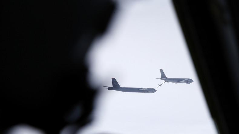 USA bereiten ihre Atom-Bomber auf eine 24-Stunden-Bereitschaft vor
