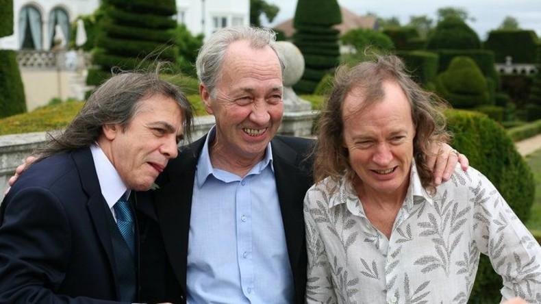 Trauer bei AC/DC: Bruder von Angus und Malcolm Young ist gestorben