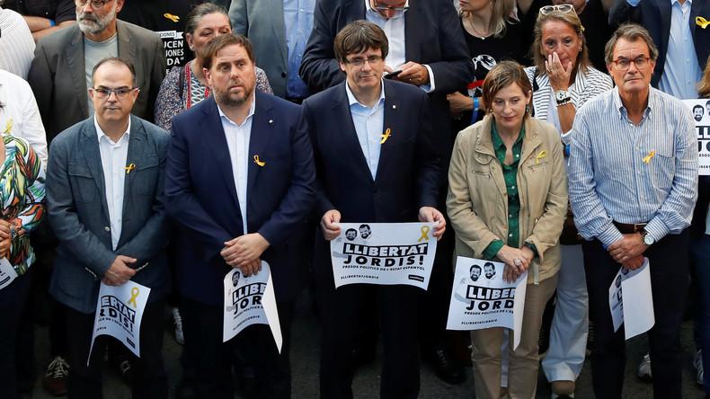 Madrid will katalanische Regierung absetzen - Senat muss noch zustimmen [Video]