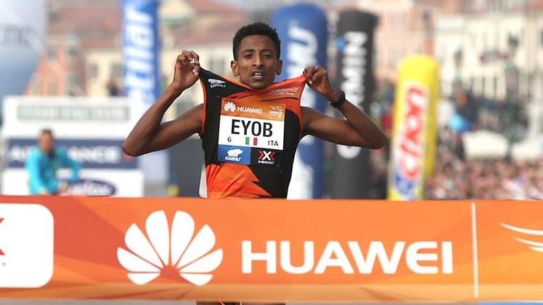 Italiener gewinnt Venedig-Marathon, weil seine Konkurrenten in falsche Richtung abbiegen