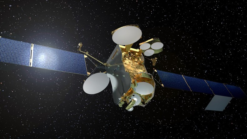 Teile von zwei sowjetischen Satelliten stürzen heute in die Erdatmosphäre