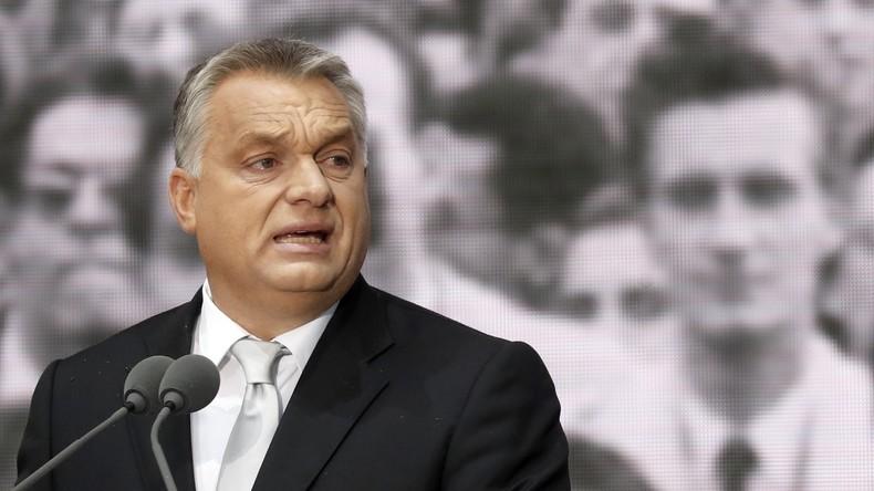 """Ungarn: Ministerpräsident Orban bezeichnet Ost-Mitteleuropa als """"migrantenfrei"""""""
