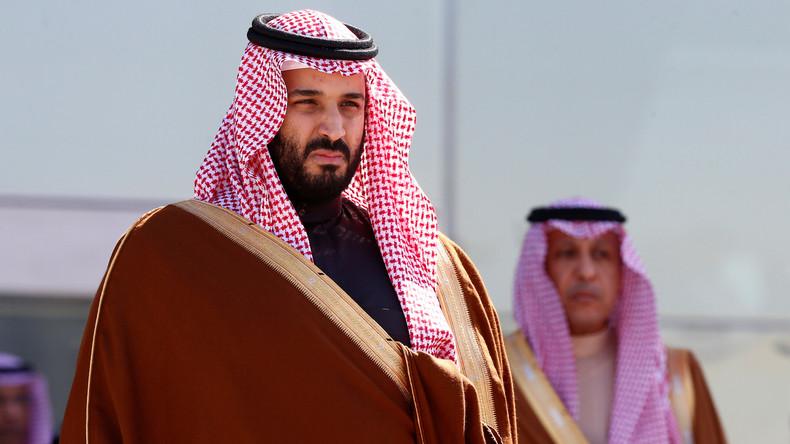 Mit allen Mitteln gegen Iran? Saudischer Kronprinz besuchte vermutlich heimlich Israel