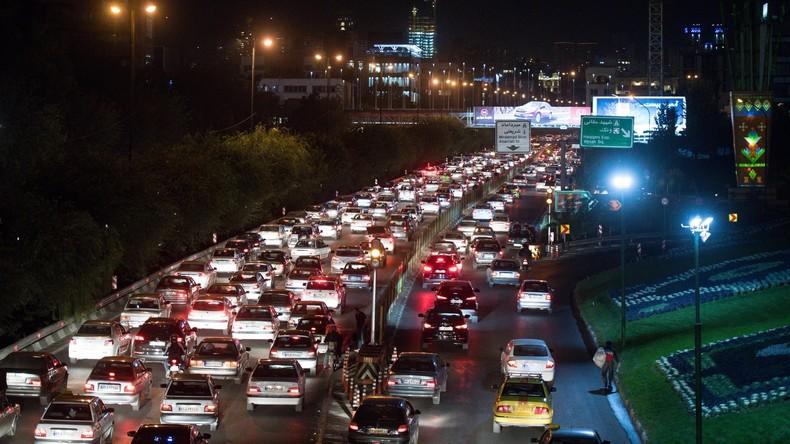 Iranisches Gesundheitsministerium: Luftverschmutzung fordert tausende Tote in Teheran