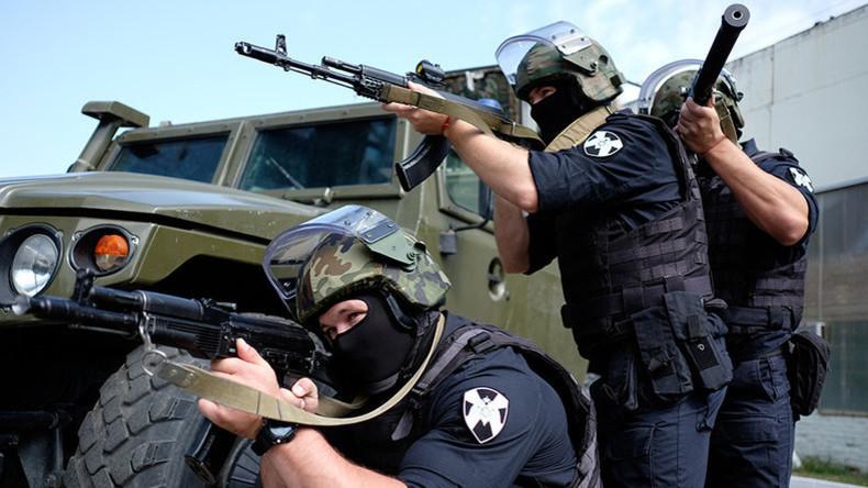 Oberleutnant erschießt vier Offiziere in Tschetschenien