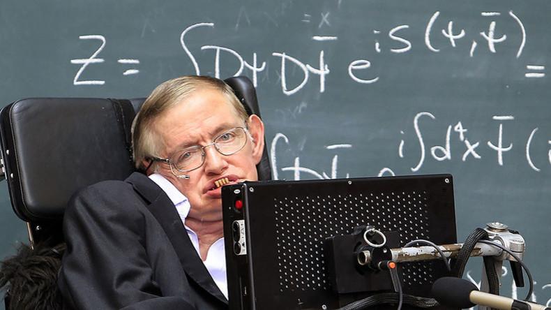 Stephen Hawkings Doktorarbeit erstmals online veröffentlicht - Webseite hält Nachfrage nicht stand
