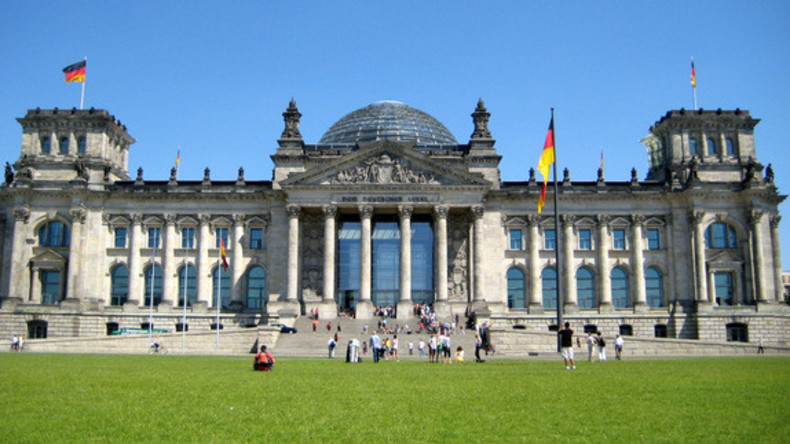 Live: Erste Sitzung im neuen Bundestag mit Teilnahme der AfD