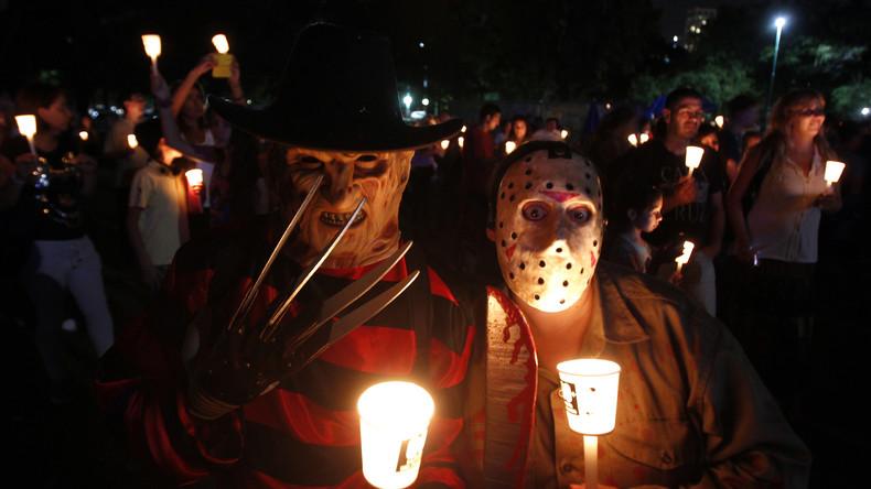 Halloween und Horrorfilme - was bei Gruseln und Furcht in unserem Gehirn passiert