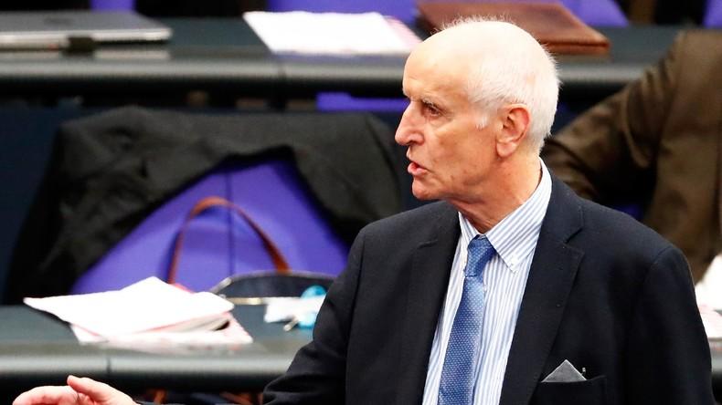 Wahl zum Bundestagsvizepräsidenten: AfD-Kandidat Glaser fällt im ersten Wahlgang durch