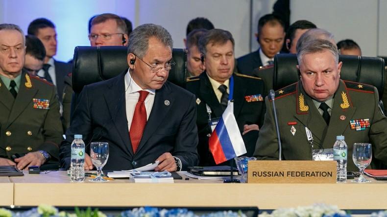 Waffenlieferungsvertrag zwischen Russland und den Philippinen unterzeichnet