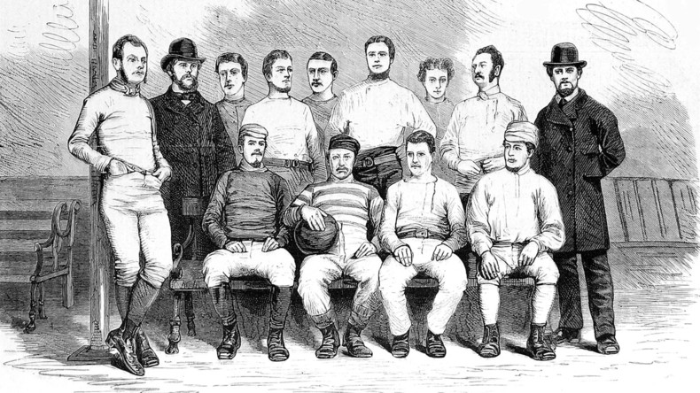 Weltweit ältester Fußball-Club feiert 160. Geburtstag