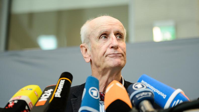 AfD-Kandidat für Amt des Bundestags-Vizepräsidenten Glaser in drei Wahlgängen durchgefallen