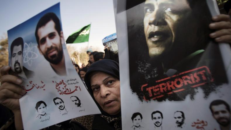 Teheran verurteilt einen Mossad-Informanten zur Todesstrafe