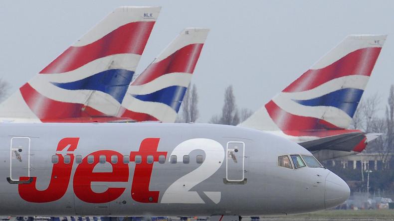 Britin zahlt 46 Pfund und fliegt als einzige Passagierin von Glasgow nach Kreta