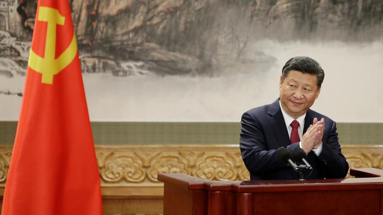 Chinas Kommunistische Partei bestätigt Xi Jinping für weitere fünf Jahre als Parteichef