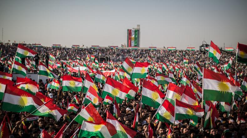 Kurden bieten im Streit mit Bagdad Kompromiss an