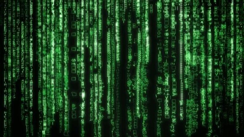 "Grüner Code aus dem Film ""Matrix"" entpuppt sich als Sushi-Rezept [VIDEO]"