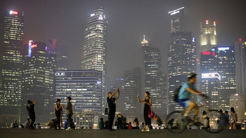 Singapur plant Begrenzung der Anzahl von Fahrzeugen auf seinen Straßen ab 2018