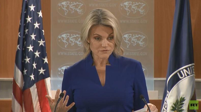 """USA: Russische Nachrichtenagenturen müssen sich als """"ausländische Agenten"""" registrieren lassen"""