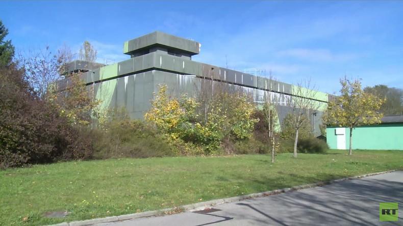 Memmingerberg: Atombunker aus dem Kalten Krieg soll größte Cannabisfabrik werden