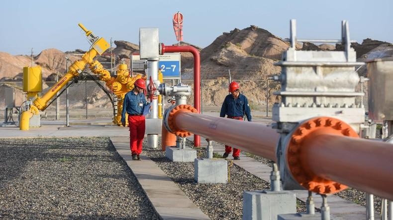 China treibt Erdgasnachfrage voran - Kohle adé?