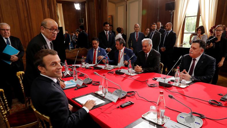 Völkerrecht, c'est nous! Macron-Regierung will syrische Stadt Rakka als Faustpfand gegen Damaskus
