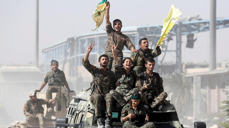 Demokratische Kräfte Syriens verkünden Sieg über Islamischen Staat in Ar-Raqqa