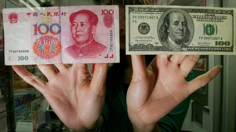 """China läutet mit Markteinführung von """"Petro-Yuan"""" Totenglocke für globale Dollar-Dominanz ein"""