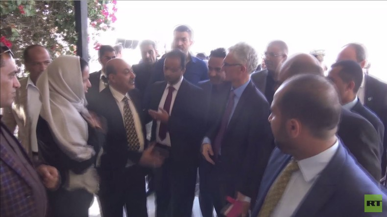 Jemen: UN-Nothilfekoordinator trifft in Sanaa ein, um Hungersnot und Cholera zu bekämpfen