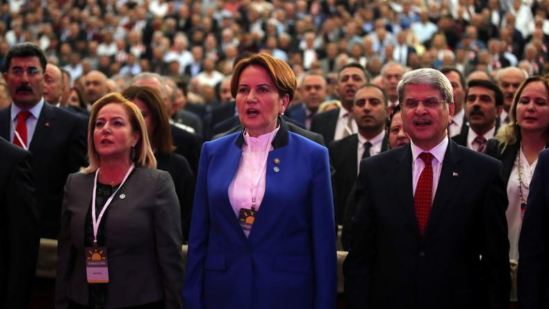 Ehemalige türkische Ministerin fordert Erdogan mit neuer Partei heraus