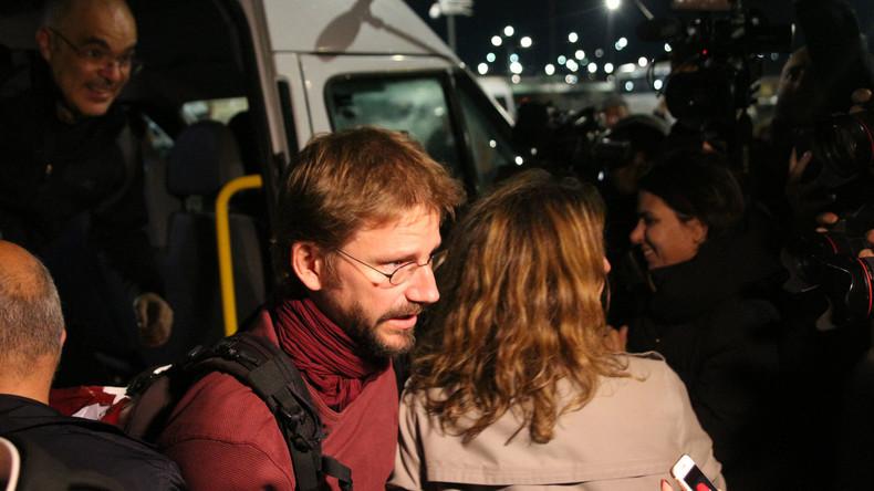Istanbul: Peter Steudtner aus Untersuchungshaft entlassen