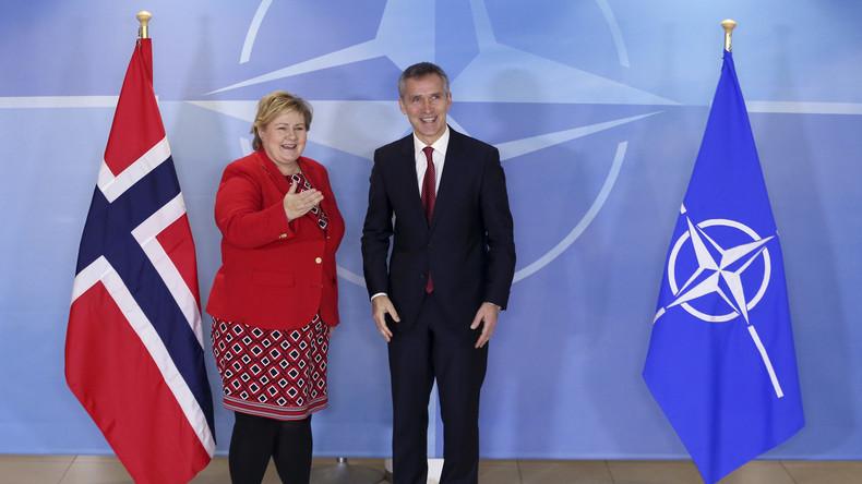 Norwegen: Gebiet aus dem Kalten Krieg wird Schauplatz spontaner Militärübung