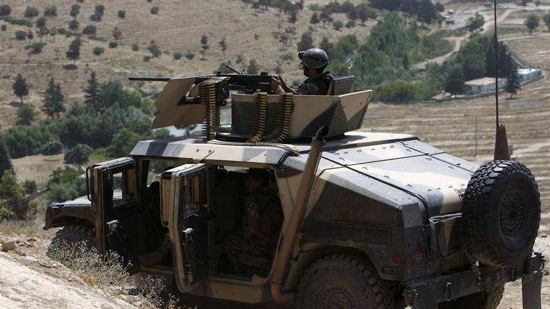 Neue Strategie der Taliban: Angriffe mit gestohlenen Militärfahrzeugen