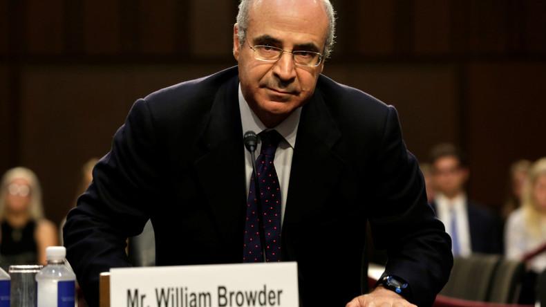 Steuervermeider: Russischer Generalstaatsanwalt bittet USA um Ermittlungen gegen Investor Browder