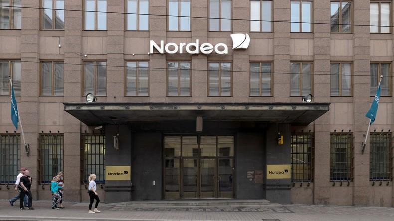 Schwedischer Bankenkonzern Nordea plant Entlassung von mindestens 6.000 Mitarbeitern