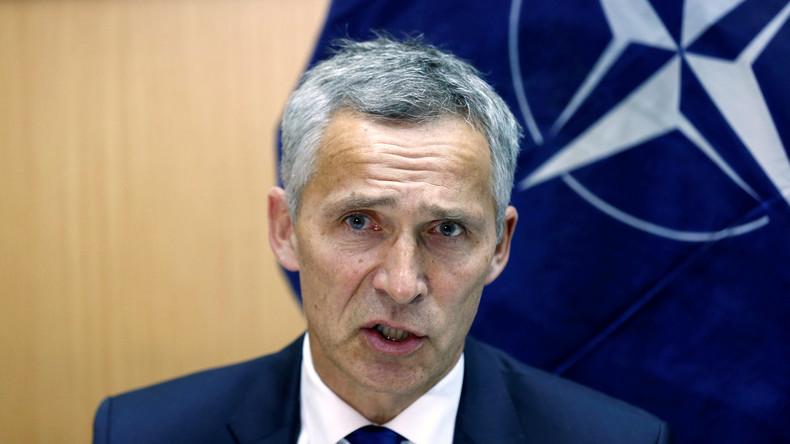 LIVE: Stoltenberg hält Pressekonferenz am Rande des Nato-Russland-Rats